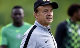 AFCON 2019: Rohr unveils team that will win trophy