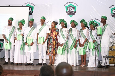 15-year-old Sidikat Olajuwon bags nine awards at City of Knowledge Academy