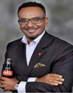 Yebeltal Getachew Head Coca-Cola Nigeria, as a new Managing Director