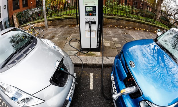 Electric vehicles could account for 35% of the road transport market by 2035
