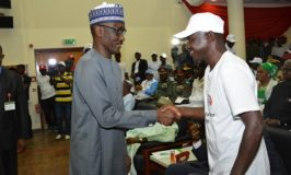 Mele Kyari Says NNPC Will Collaborate with EFCC