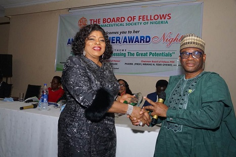 Pharmaceutical Society of Nigeria Commend Fidelity Bank For Excellent Support