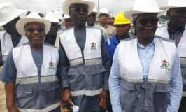 SHAKUR PROMISES TO DRIVE PRIVATE REFINERY INITIATIVE