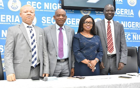 SEC to collaborates CBN over e-Dividend fee in bank charges