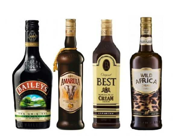 Fruit Cream liqueur target growth with deeper flavours