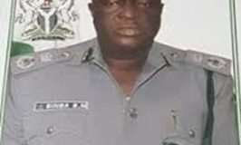 Nigeria Customs at Western Marine Command confiscatescontraband goods value N43.917m