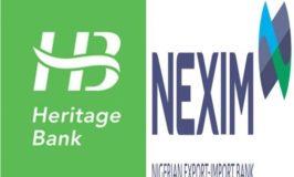 Heritage, NEXIM banks' CEOs to speaks at 2019 FICAN workshop