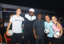 The Unbeatable Abdul Titi Kone Re-Emerges African Freestyle Football Champion.