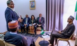 Heritage Bank, Zamfara State others hold discussion with Buhari on boosting solid mineral development