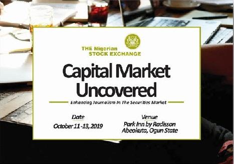 Nigerian Stock Exchange Sets To Enhance Capital Market Correspondents knowledge
