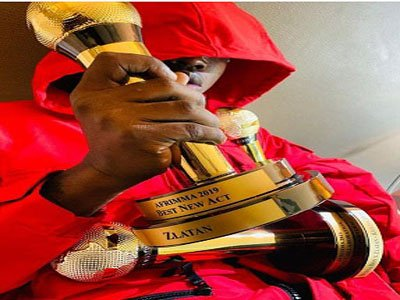 AFRIMMA: Zlatan gets three awards