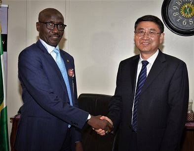 NNPC, China Pipeline Company, Brantex Consortium, Firm Up Plans to Commence AKK Project