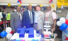11TH Anniversary: Dana Air Serenade, Reward passengers with gifts