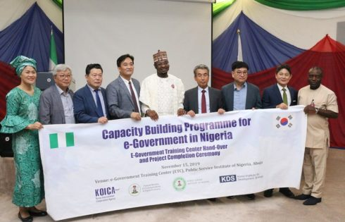 FG Commissions e-Government Training Centre for Capacity Building.