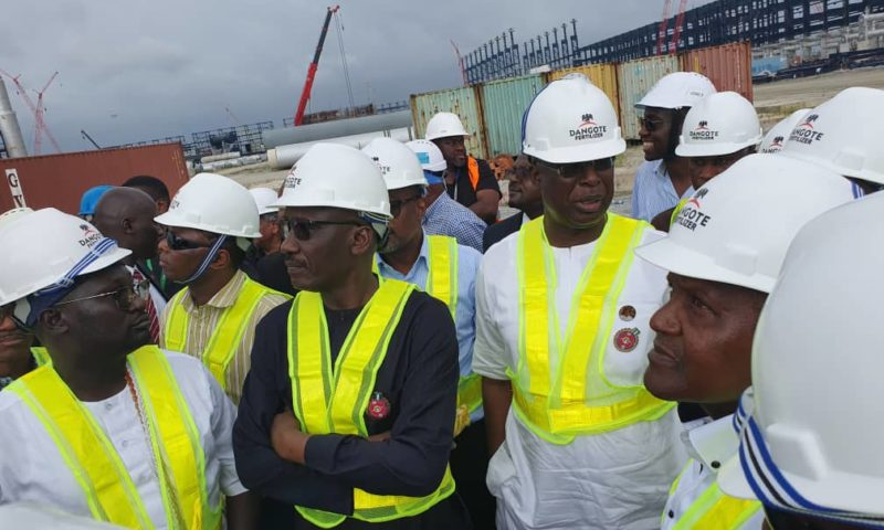 FG to Support Dangote Refinery with Feedstock, Others