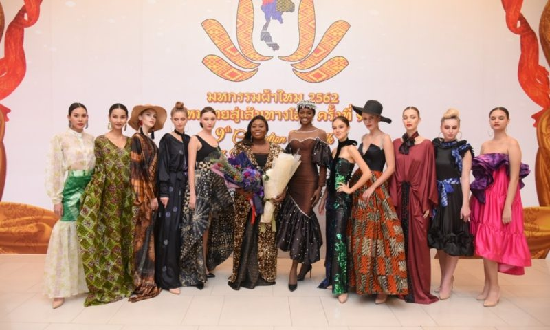 Kiki Okewale Makes History in Bangkok