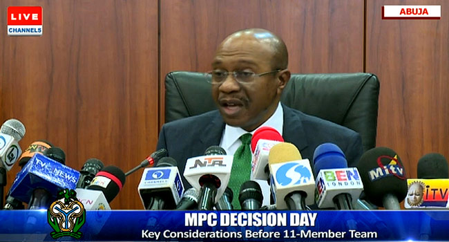 MPC May Retain Interest Rate to Accelerate GDP Growth -Analysts