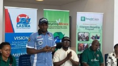 Food and Beverage Recycling Alliance Empower Lagos State Government With Boats
