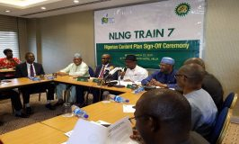 NNPC, Shell, Total, Eni Sign $10bn Deal for NLNG Train 7
