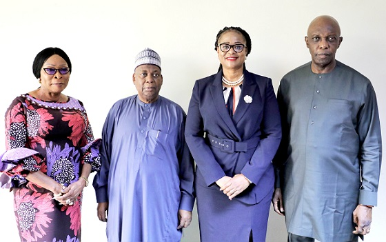 Photo News: FITC's MD/CEO seeks collaboration visit NDIC MD/CEO