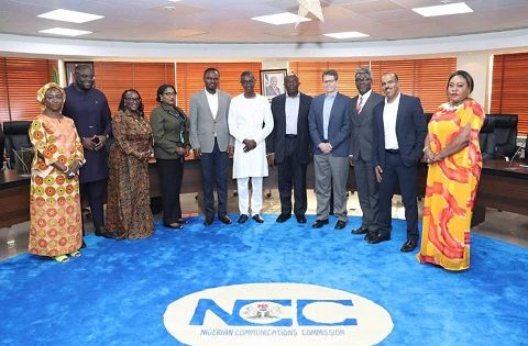 Facebook Top Management Staff Visit NCC Seek Partnership For Infrastructure Deployment