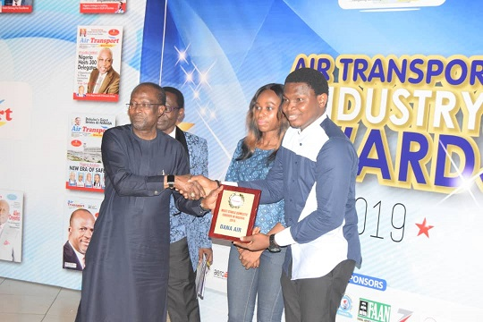 Dana Air Bags ATQ's Most Stable Domestic Carrier Award