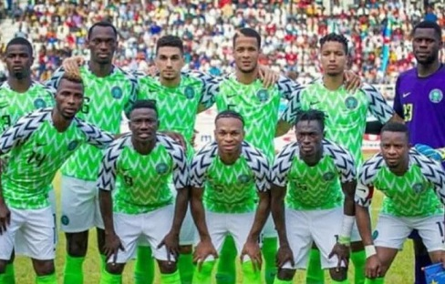 Nigeria draw Cape Verde, Liberia, CAR in the 2022 FIFA World Cup