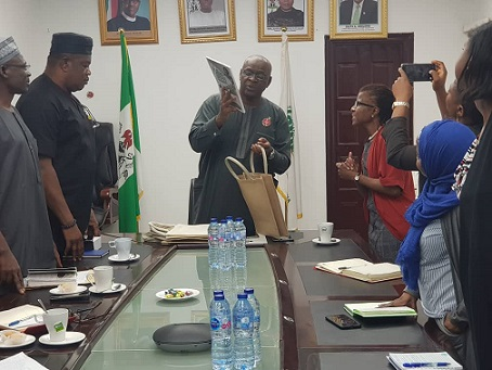 FIGHT AGAINST SUBSTANDARD, COUNTERFEIT GOODS – AMERICAN EMBASSY COMMENDS SON