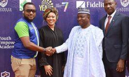 Youth Empowerment: Fidelity Bank, Gazelle Academy Train 200 Undergraduates In Sokoto