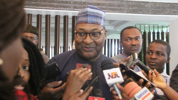 Nigerian Shippers' Council Boss Visit proposed site for Truck Transit Park in Abaji, FCT