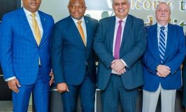 Photo News: Bank of Beirut courtesy call on Fidelity Bank PLC for long term business relationship