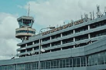 COVID-19: A Chartered Flight from US, arrives at MMIA Lagos